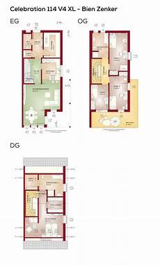 Doppelhaus Grundriss Schmal Architektur Modern Mit