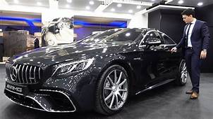 2018 Mercedes S Class Coupe  NEW Full Review AMG S63