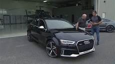 Audi Rs3 2018 Audi Rs7 2018 Essai Et 233 Valuation