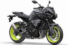 Roadster Yamaha Mt 10