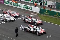 Toyota Wins 2018 24 Hours Of Le Mans After Years Of Near