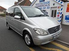 used mercedes viano for sale sheffield south