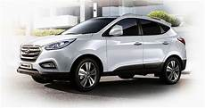 hyundai suv ix35 hyundai ix35 new look for compact korean suv photos 1