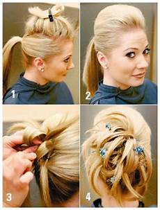 Hairstyle At Home For Hair