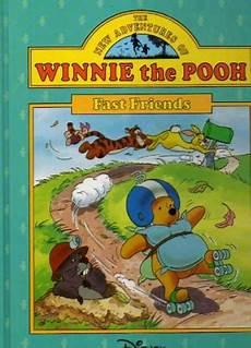 Winnie Pooh Malvorlagen Novel Fast Friends New Adventures Of Winnie The Pooh Walt