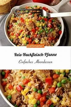 schnelle rezepte mit hackfleisch simple dinner rice minced pan rezepte mit