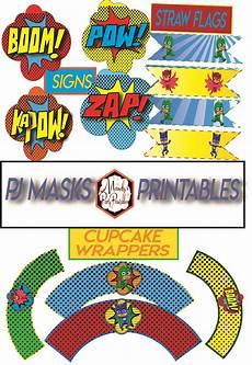 free pj masks printables 2 mandy s