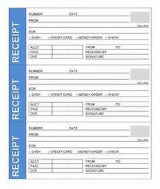 3 rent receipt book with header organizing ideas free