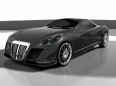 maybach exelero 3d 3ds