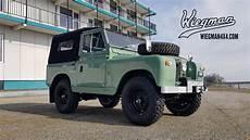 Wiegman4x4 Eu Restoration Land Rover Series 2a