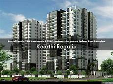 Apartments For Sale In Road Bangalore by Keerthi Regalia 2bhk Apartments 3bhk Apartments For Sale