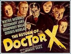 Das Zweite Leben Des Dr X 1939 Horror