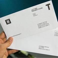 Fin De La Lettre 171 T 187 224 La Banque Postale Tout Un