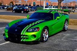 Dodge Gts Muscle Srt Supercar Viper Cars Usa Blue Green