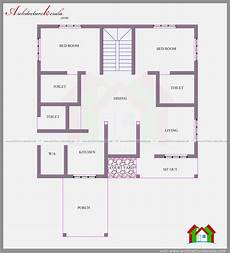 4 bedroom house plans kerala style four bedroom contemporary house plan and elevation