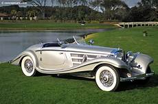 Auction Results And Data For 1937 Mercedes 540k