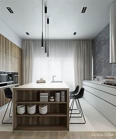 kitchen interiors ideas 4 sleek interiors where wood takes center stage kitchen