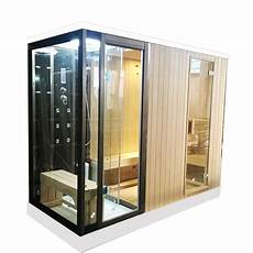 customized sauna and steam shower combo steam