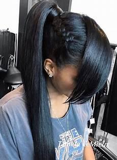 30 black ponytail hairstyles in 2019 black