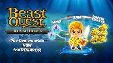 beast quest ultimate heroes gameplay walkthrough ios