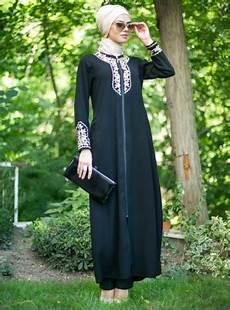 Busana Muslim Modern Gamis Turki Terbaru Model Elegan Masa