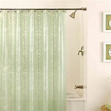 shower curtains with green plantain 70 inch x 72 inch shower curtain in green bed