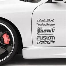 Auto Tuning Stickers Nodig Accessoires Stickers