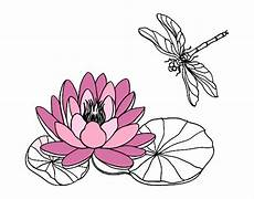 disegni fiore di loto disegno fiore di loto colorato da utente non registrato il