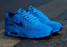 nike air max 90 gs photo blue royal blue