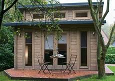 Klein Aber Fein In Diesem Pultdach Gartenhaus Befindet