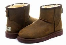 ugg boots w classic mini leather 1005587 che