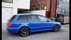 Modified Audi B5 S4 Avant One Take
