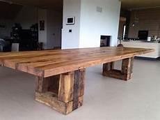 Tisch Aus Balken 83 Wohnzimmertisch Balken Balken Eichen