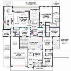 adobe house plans with courtyard 18 adobe house plans with courtyard that will change your