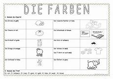 Vorschule Malvorlagen Text Farben Lernen Lernen Und Arbeitsbl 228 Tter