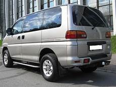 2000 Mitsubishi Space Gear Pictures 2500cc Diesel