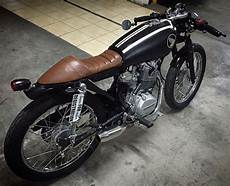 Honda Tmx 125 To Cafe Racer bike feature honda tmx 125 cafe racer by customs