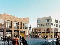 Offenburg Bekommt Einkaufsgalerie Mit 25 Gesch 228 Ften