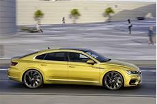 Vw Arteon Revealed In 2017 S Passat Cc By Car Magazine