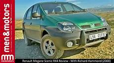renault scenic rx4 renault megane scenic rx4 review with richard hammond