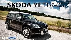 Skoda Yeti Outdoor 2 0 Tdi 150km 4x4 Test 2016 Testvag