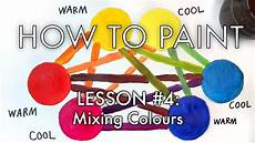 the best color mixing tutorial ever how to paint 4 mv41 youtube