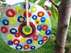 Windspiel Basteln Mit Kindern - bodenseewellen schnell gemachter vogelschreck