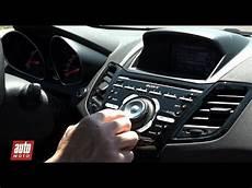 2015 Ford St Ergonomie Tableau De Bord Coup De