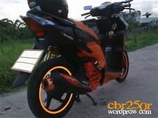 Vario Techno Modif by Modifikasi Honda Vario Cbs Techno Modifikasi Dan