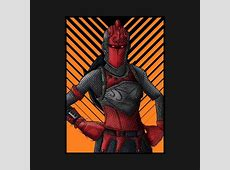 Check out this awesome 'Fortnite   Red Knight' design on
