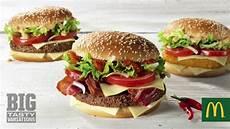 bid tasty mcdonald s svizzera big tasty variations 2016