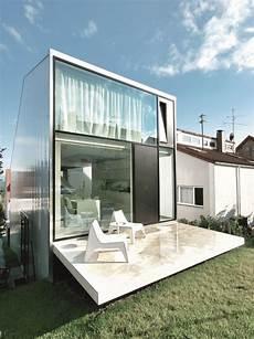 Haus Auf Schmalem Grund Architektur Low Budget H 228 User