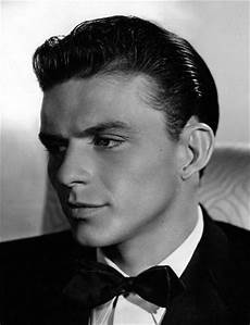 classic hairstyles for men in the 1930s to 1960s slicked