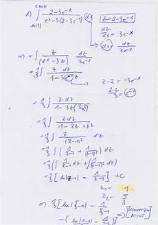 uneigentliche integrale berechnen mathelounge